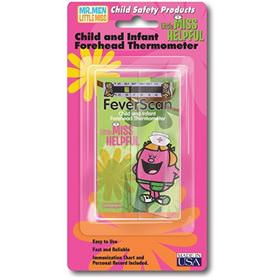 Picture of Little Miss Helpful Reusable Forehead Thermometer