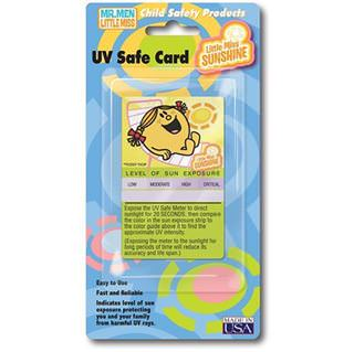 Picture of Little Miss Sunshine UV Card