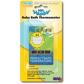 Picture of Mr. Happy Bath Thermometer