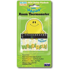 Picture of Mr. Happy Room Thermometer