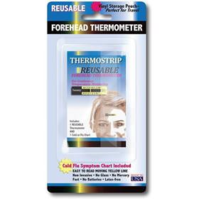Picture of Thermostrip Reusable Forehead Thermometer