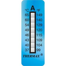 Picture of Thermax 8 Level Strips - Irreversible Labels - 10 per pack