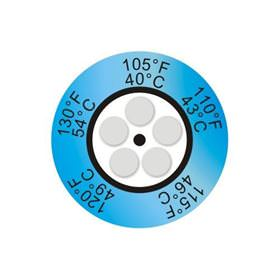 Picture of Thermax Clock Indicators - Irreversible Labels - 10 per pack