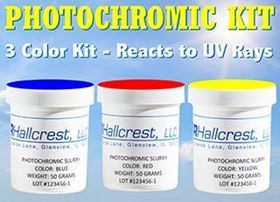 Picture of Water Based Photochromic Kit
