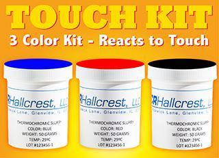 Picture of Water Based Touch Sensitive Thermochromic Ink Kit