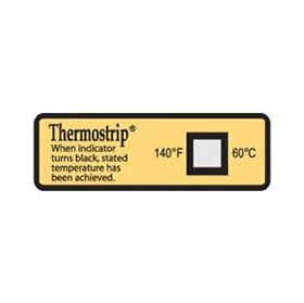 Picture of Thermostrip DL Dishwasher Temperature Labels - Single